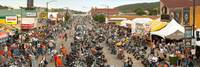 The Sturgis Motorcucle Rally; Sturgis, South Dakota