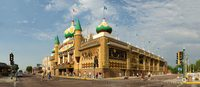 The Corn Palace; Mitchell, South Dakota