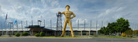 Golden Driller; Tulsa, Oklahoma
